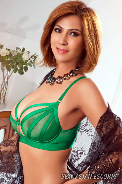 Kasha Asian Escort